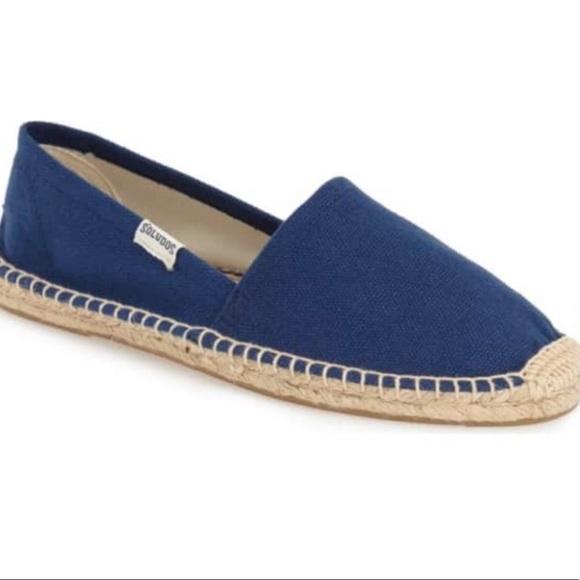 Soludos Shoes - Soludos Original Dali Espadrille Blue flats 40